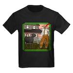 Black Sheep N Farmer Kids Dark T-Shirt
