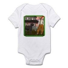 Black Sheep N Farmer Infant Bodysuit