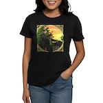 Black Sheep Thank You Women's Dark T-Shirt