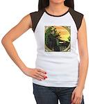 Black Sheep Thank You Women's Cap Sleeve T-Shirt