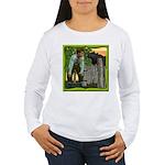 Black Sheep N Boy Women's Long Sleeve T-Shirt