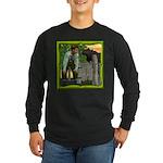 Black Sheep N Boy Long Sleeve Dark T-Shirt