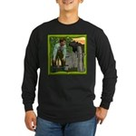 Black Sheep N Boy Long Sleeve Dark T-Shirt