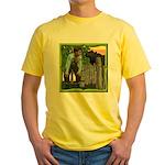 Black Sheep N Boy Yellow T-Shirt