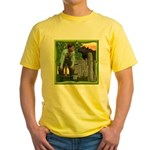 Black Sheep N Boy Yellow T-Shirt