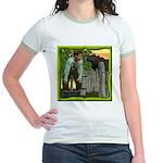 Black Sheep N Boy Jr. Ringer T-Shirt