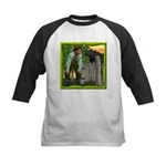 Black Sheep N Boy Kids Baseball Jersey