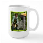 Black Sheep N Boy Large Mug
