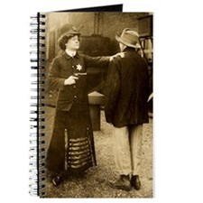 Early Policewoman Journal