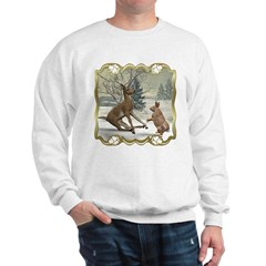 Bambi On Ice Sweatshirt