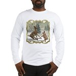 Bambi On Ice Long Sleeve T-Shirt