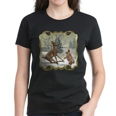 Bambi On Ice Tee