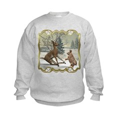 Bambi On Ice Sweatshirt
