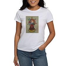 Women's Mermaid & Pirate T-Shirt