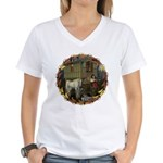 Boundless Journey Women's V-Neck T-Shirt