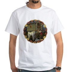 Boundless Journey White T-Shirt