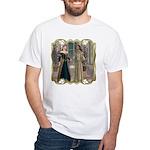Camelot White T-Shirt