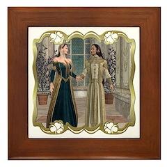 Camelot Framed Tile
