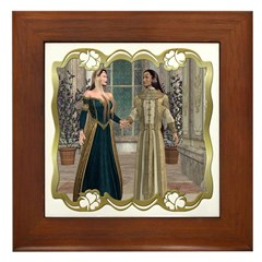 Camelot Framed Tile