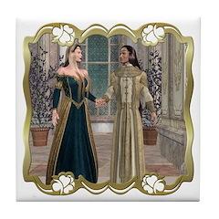 Camelot Tile Coaster