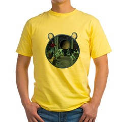 The Cat & The Fiddle Yellow T-Shirt
