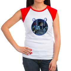The Cat & The Fiddle Women's Cap Sleeve T-Shirt