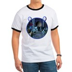 The Cat & The Fiddle Ringer T