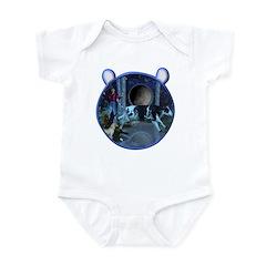 The Cat & The Fiddle Infant Bodysuit