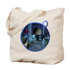 The Cat & The Fiddle Tote Bag