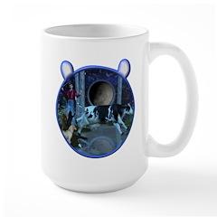 The Cat & The Fiddle Mug