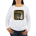 Cinderella & Godmother Women's Long Sleeve T-Shirt