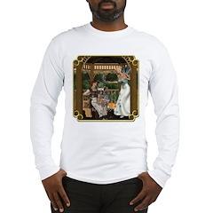 Cinderella & Godmother Long Sleeve T-Shirt
