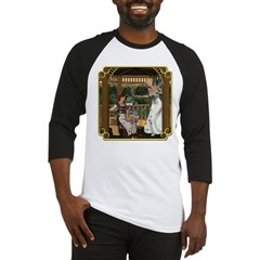 Cinderella & Godmother Baseball Jersey