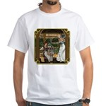 Cinderella & Godmother White T-Shirt