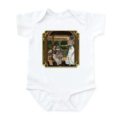 Cinderella & Godmother Infant Bodysuit