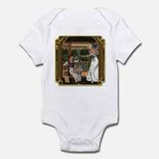 Cinderella & Godmother Infant Bodysuit