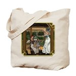 Cinderella & Godmother Tote Bag