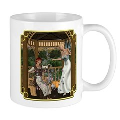 Cinderella & Godmother Mug