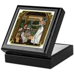 Cinderella & Godmother Keepsake Box