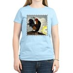 The Cock Crows Women's Light T-Shirt