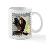 The Cock Crows Mug