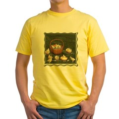 A Dozen Eggs Yellow T-Shirt