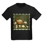 A Dozen Eggs Kids Dark T-Shirt