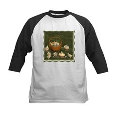 A Dozen Eggs Kids Baseball Jersey