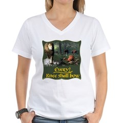Every Knee Shall Bow Shirt