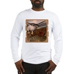 Flight of the Gyr Falcon Long Sleeve T-Shirt