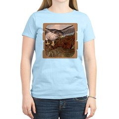 Flight of the Gyr Falcon T-Shirt