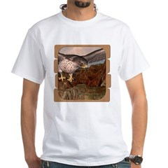 Flight of the Gyr Falcon Shirt