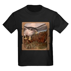 Flight of the Gyr Falcon T