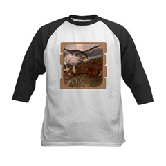 Flight of the Gyr Falcon Tee